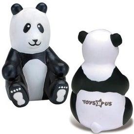 Sitting Panda Stress Ball