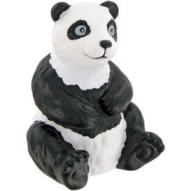 Panda Stress Toy for Advertising