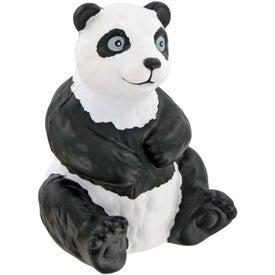 Panda Stress Toy for Advertising