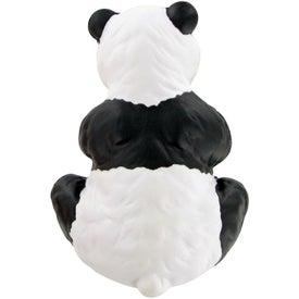 Customized Panda Stress Toy