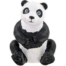 Panda Stress Toy for Customization