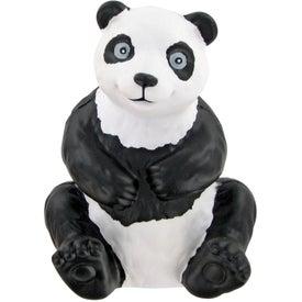 Panda Stress Toy for Customization