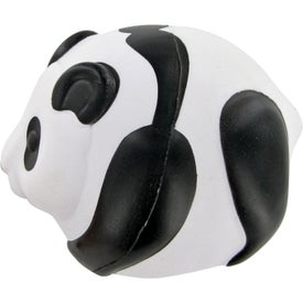 Personalized Panda Ball Stress Toy