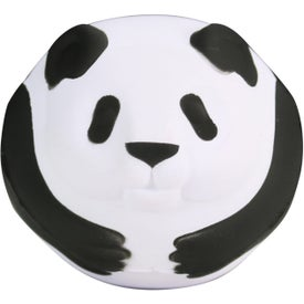 Panda Ball Stress Toy for Customization