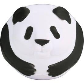 Panda Ball Stress Toy for Customization