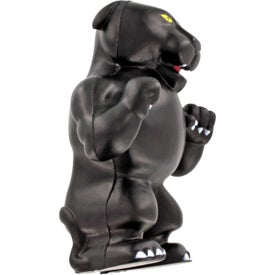 Advertising Panther Mascot Stress Ball
