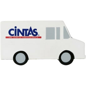Parcel Van Stress Ball for Your Church