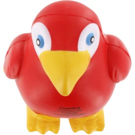 Branded Parrot Stress Reliever