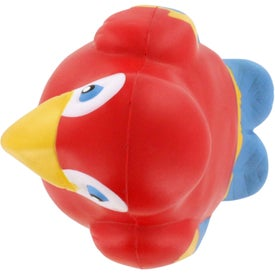 Personalized Parrot Stress Reliever