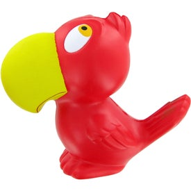 Promotional Parrot Stress Toy
