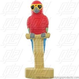 Customized Parrot Stress Ball