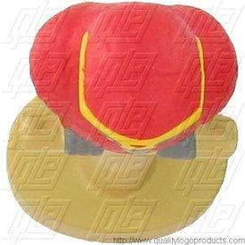 Branded Parrot Stress Ball