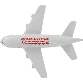 Passenger Airplane Stress Ball for Your Church