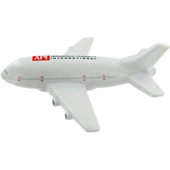 Passenger Airplane Stress Toy