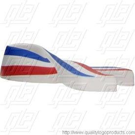 Custom Patriotic Ribbon Stress Ball