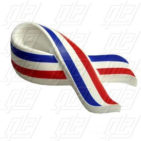 Patriotic Ribbon Stress Ball