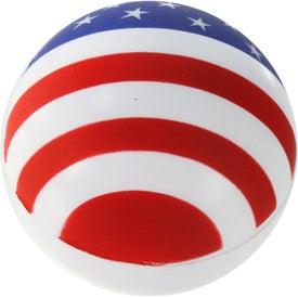 Promotional Patriotic Stress Ball