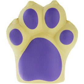 Custom Dog Paw Stress Ball