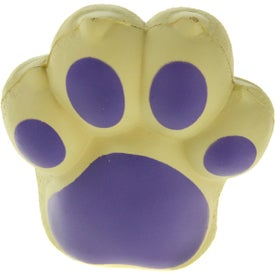 Promotional Dog Paw Stress Ball