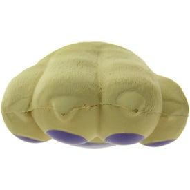 Dog Paw Stress Ball for Customization