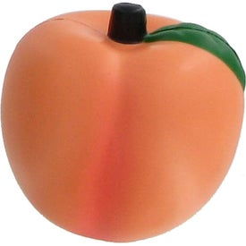 Peach Stress Reliever Giveaways