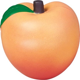 Peach Stress Ball