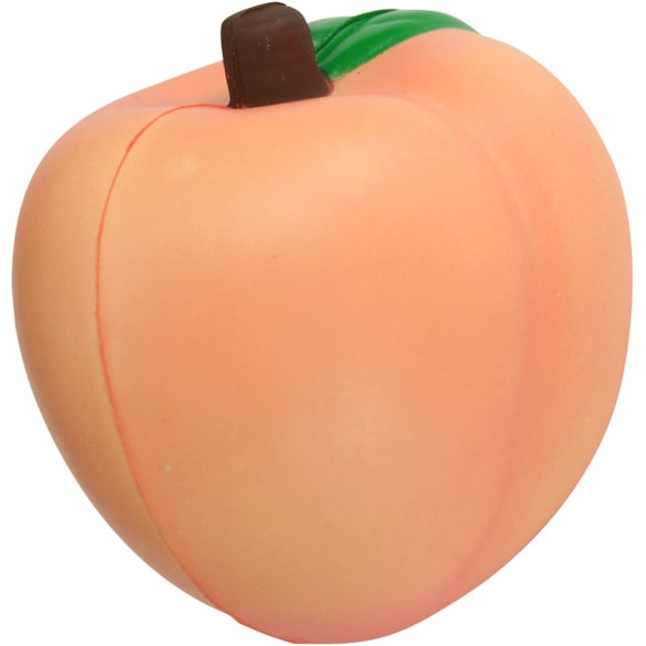 Pink Peach Stress Toy
