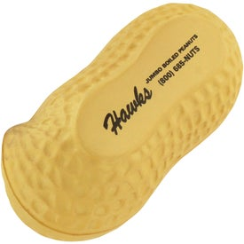 Peanut Stress Ball for Advertising