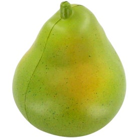 Customized Pear Stress Toy