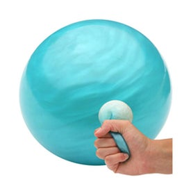Logo Pearl Dancer Gel Stress Ball