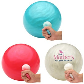Pearl Dancer Gel Stress Ball