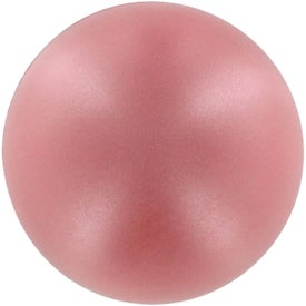 Pearl Luster Squeeze Ball Stress Relievers for Customization