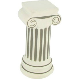 Pedestal Stress Reliever Imprinted with Your Logo