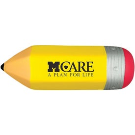 Promotional Pencil Shaped Stress Reliever