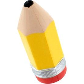 Custom Pencil Stress Reliever