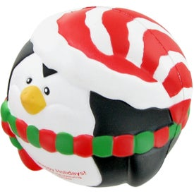 Penguin Ball Stress Toy for Your Church