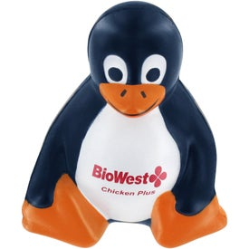 Sitting Penguin Stress Reliever