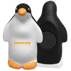 Penguin Stress Ball Magnet