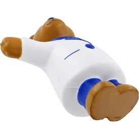 Doctor Bear Stress Ball for Marketing
