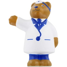 Doctor Bear Stress Ball