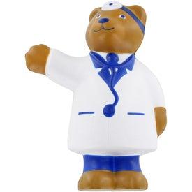 Doctor Bear Stress Ball