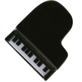 Printed Piano Stress Ball
