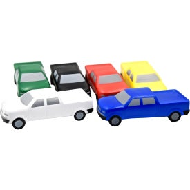 Pick Up Truck Stress Toys