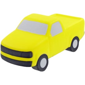 Pick Up Truck Stress Toys Branded with Your Logo