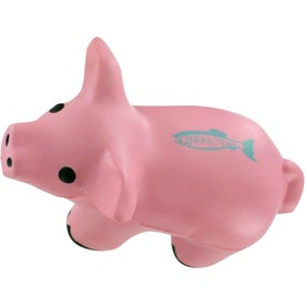 Printed Pig Stress Reliever