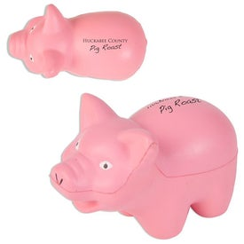 Pig Stress Ball (Economy)