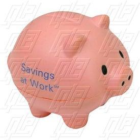 Piggy Bank Stress Ball