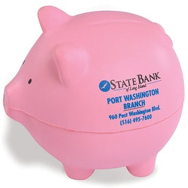 Piggy Bank Stress Reliever