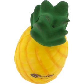 Pineapple Stress Reliever for Advertising