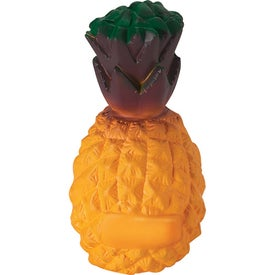Logo Pineapple Stress Ball